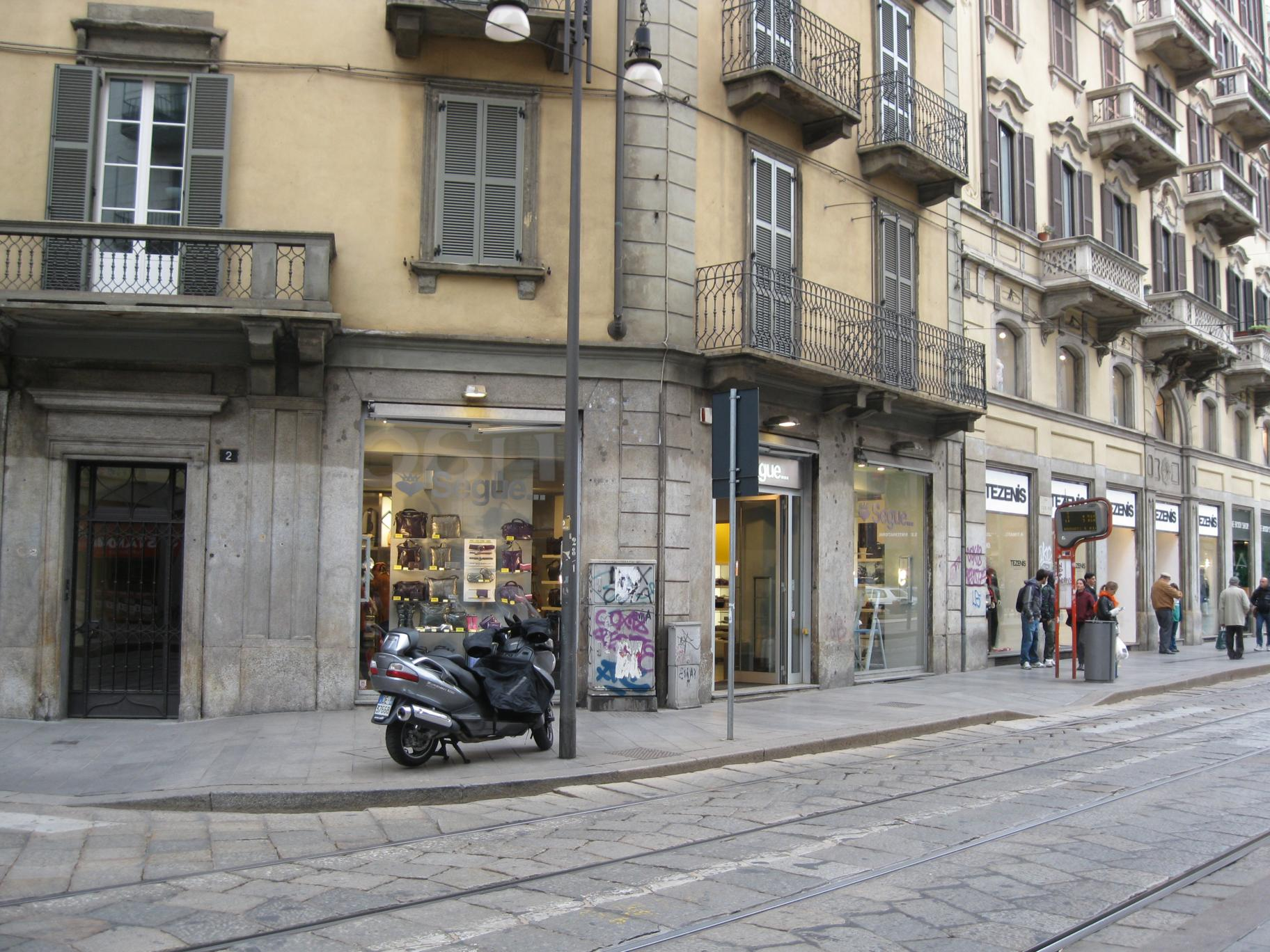 Via San Maurilio Milano dal maggio scorso la medigest ha cambiato nome: medigest